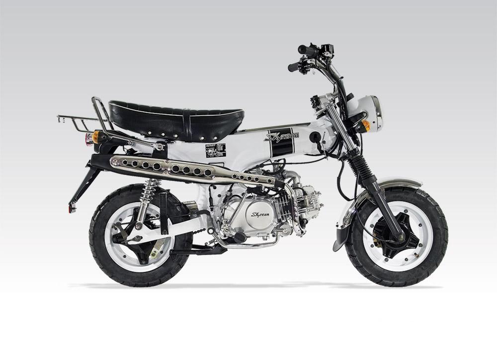 importateur moto dax 50 moto skyteam 50 cm3. Black Bedroom Furniture Sets. Home Design Ideas