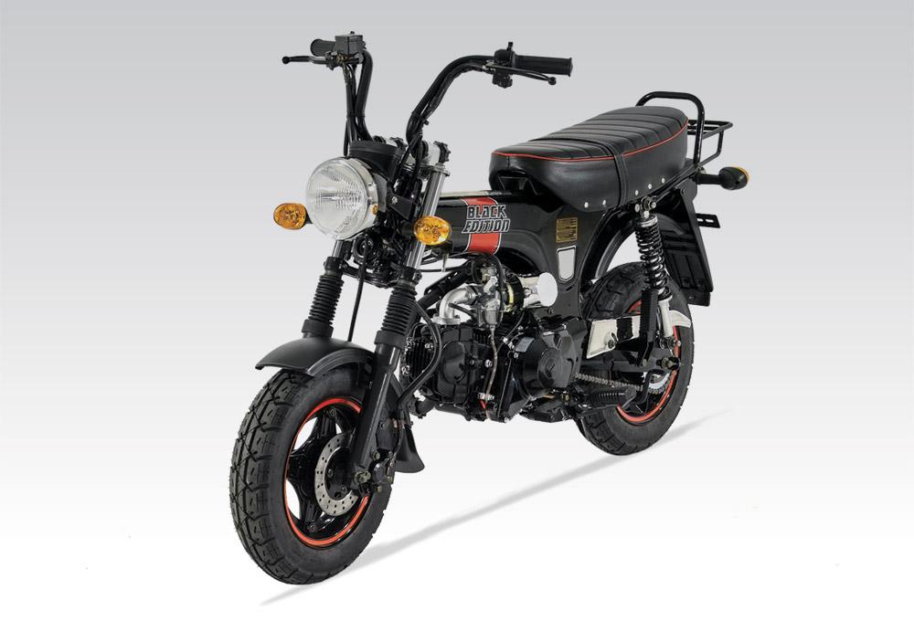 importateur dax 50 black edition moto skyteam 50. Black Bedroom Furniture Sets. Home Design Ideas