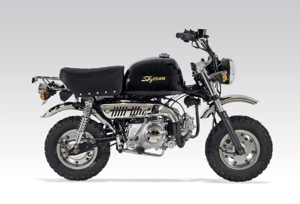 importateur moto gorilla 50 moto skyteam 50 cm3. Black Bedroom Furniture Sets. Home Design Ideas