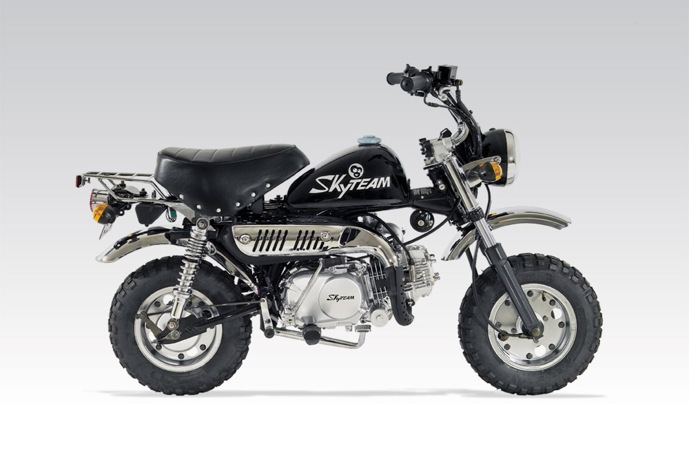 importateur moto gorilla 125 moto skyteam 125 cm3. Black Bedroom Furniture Sets. Home Design Ideas